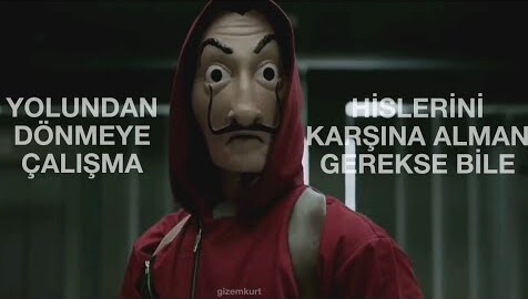 Cecilia Krull - My Life Is Going On Money Heist)